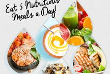 Nutrition Challenges / 12 slimming nutrition habits that set you free from grueling fitness routines and restrictive diets made by Lindsey Matthews, nutritionist at IdealShape.    / by IdealShape