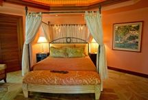 Designer Bedrooms / Turn your bedroom from drab to fab! Our interior designers will give decorating ideas that enliven your bedrooms. Click on our site to view projects or call us at 281-379-2755. http://eklektikinteriors.com/designer-bedrooms