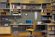 Office Space / Organized Office Spaces