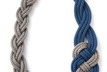 collares de cordón