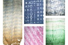 Fabrics ...