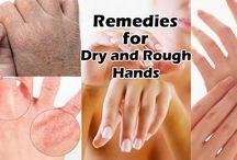 Tørr hud - kur