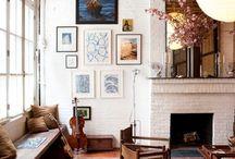 Home sweet home / by Caroline Freed