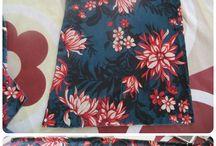 Kimonos / Colección de kimonos hechos por mi  Collection of handmade kimonos by uVe