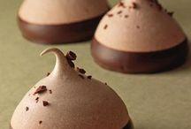 chocolate merangues