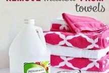 Laundry & housekeeping tips