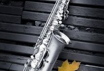 And my Sax!