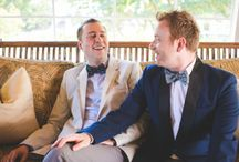 Styling for Grooms / Fashion statements and flowers for Groom Weddings