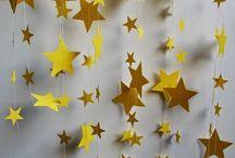 Decoração estrela