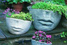 Trädgård & balkong