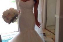 Wedding - Dresses/Clothes / Wedding dresses, bridesmaid dresses, etc / by Nikki Groves