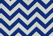 CHEVRONS / Trendy, hip, modern, fun. Many colors to choose from.  Runners and floor length linens.