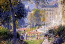 Renoir / kunst
