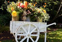 Outdoor Spaces / by Julie Weimer