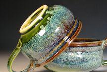 Ceramic - Glaze / Glazes and glazing techniques