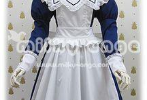 milky ange-Maid-Romantic Style