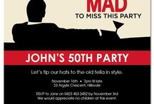 Corporate Mad Men Party