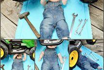 Bebek le yapılan  görseller