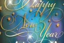 Happy New Year - Šťastný Nový rok