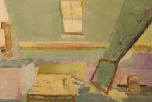 Painting - Interiors