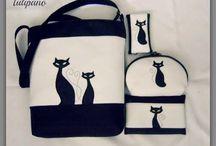 Cicás táskák