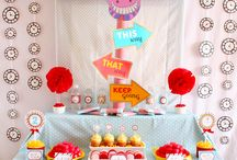 A Mad-Hatters Tea-Party / Ideas for the Mad Hatters Tea Party