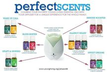 Young Living oils / by Beth Harrell