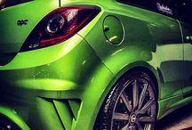 Opel Turbos