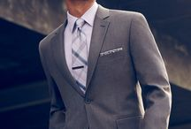 Men with style / Male Fashion Suits Office Style Men