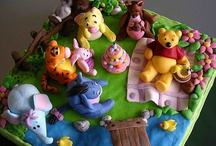 Cakes - Winnie the Pooh