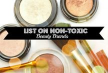Best Organic Makeup / What Brands are Truely Pure and Totally Amazing