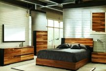 """and so to bed…."" / Bedroom furniture"