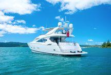 Luxury Yachts Whitsundays / Beautiful yachts for hire