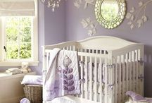 Nursery ideas / by Mindy Wells