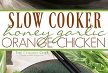 SLOW COOKER / Recipes//Tips