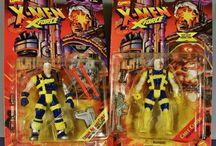 ToyBiz / 90's ToyBiz Action Figures