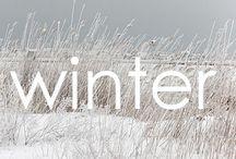 winterse plaatjes 2 / sneeuwzichten