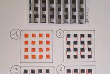 Zentangle-Muster