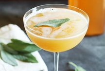 Mocktails / We're huge fans of the shrub mocktails...but there's plenty of other great mocktails out there too!