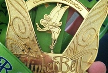 Cool running medals / The bling that makes me wanna run more and further / by Mareike Kelly