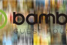 #Bambu Guest House / Logotipo