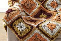 crochet, knitting - szydełko i druty / szydełko i druty