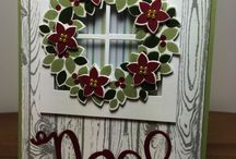 Stampin' Up! - Wondrous Wreath / by Kim Miller