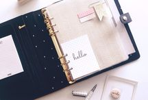 Planners & Stationery