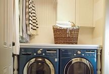 Laundry Room / by Mallory Hunt