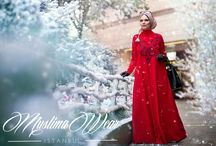 Muslima Wear 2017 Collection / design and styling of hijab wear
