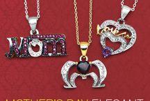 Mother's Day Jewellery / Mother's day jewellery collection in various designs