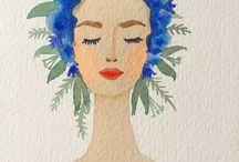 Watercolour idea