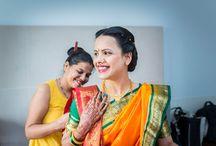Maharashtrian Brides / The Pride of Marathas. Maharashtrian Brides are awesome