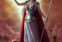 Roman gods goddess